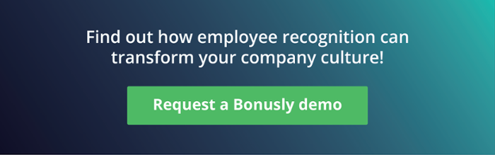 See Bonusly in action, request a demo
