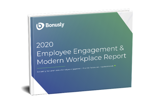 2020 Employee Engagement and Modern Workplace Report
